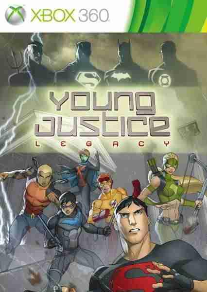 Descargar Young Justice Legacy [MULTI][Region Free][XDG2][iMARS] por Torrent